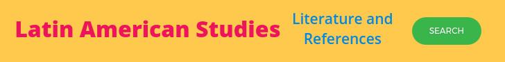 Bibliography- Latin American Studies